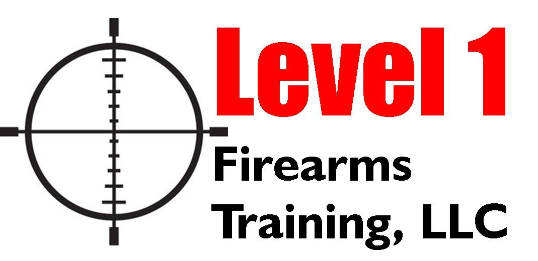 Level 1 Firearns Training