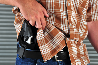 Colorado Concealed Weapons Permit