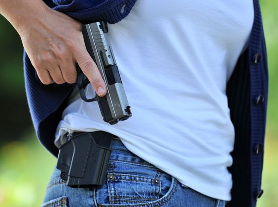 Women Only Nevada Carry Concealed Weapons Permit - Reno Nevada CCW
