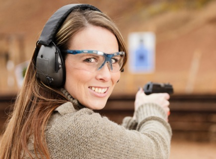 Women Only Pistol And Rifle Classes Nevada