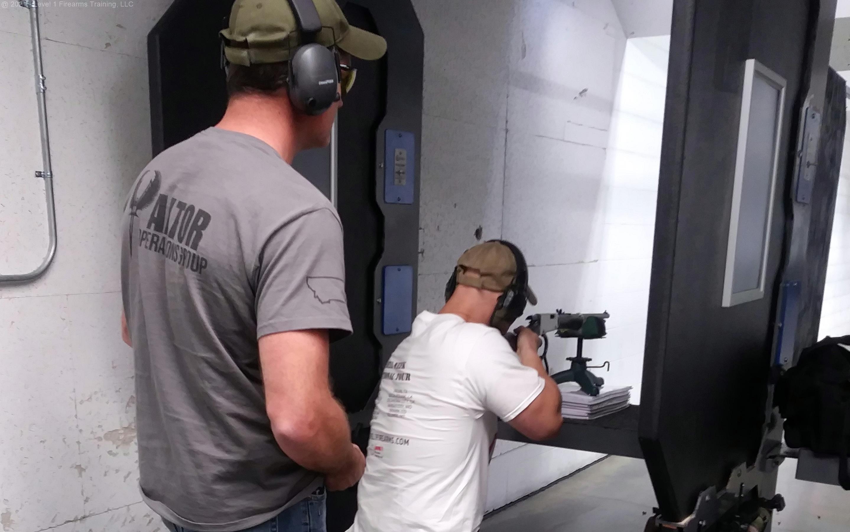 Virginia Firearms Instructor Classes | Level 1 Firearms ...
